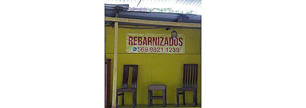 Muebles rusticos muebles rusticos for Bar de madera chile