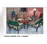 Muebles etruscos muebles mesas for Muebles terraza fierro