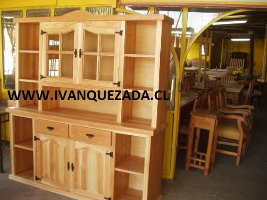 www.ivanquezada.cl - MUEBLES DE MADERA. MUEBLES RUSTICOS DE MADERA ...
