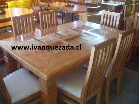 www.ivanquezada.cl - MUEBLES DE MADERA. MUEBLES RUSTICOS DE ...