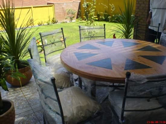 Precioso juego de terraza for Juego terraza jumbo