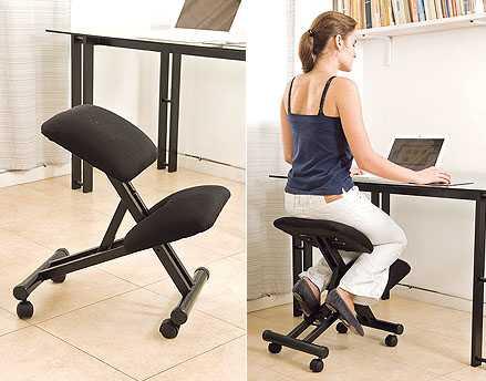 Muebles de oficina y a medida for Sillas cajeras ergonomicas