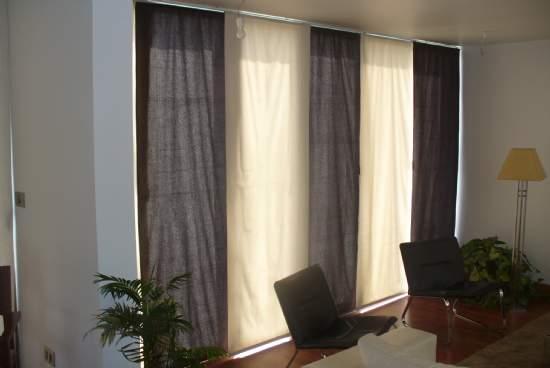 Lavado de cortina lavado de cortinas en chile limpieza - Cortinas estilo japones ...
