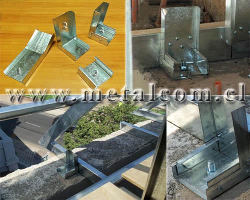 Metalcom Detalles Constructivos