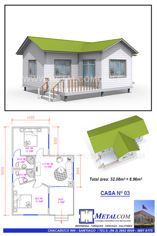 Kit De Casas Sitio Oficial