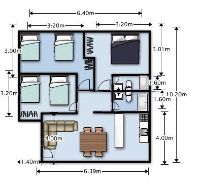 Pin casas prefabricadas chile precios on pinterest - Casas modulares precio ...