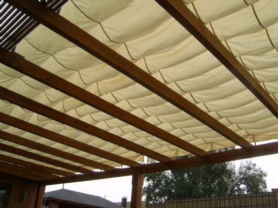 Carpas carpas modulares - Telas para terrazas ...