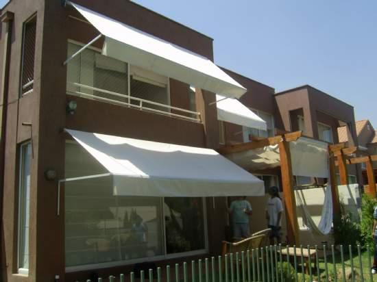 01 cortina de sombra carpas - Toldos de madera para terrazas ...