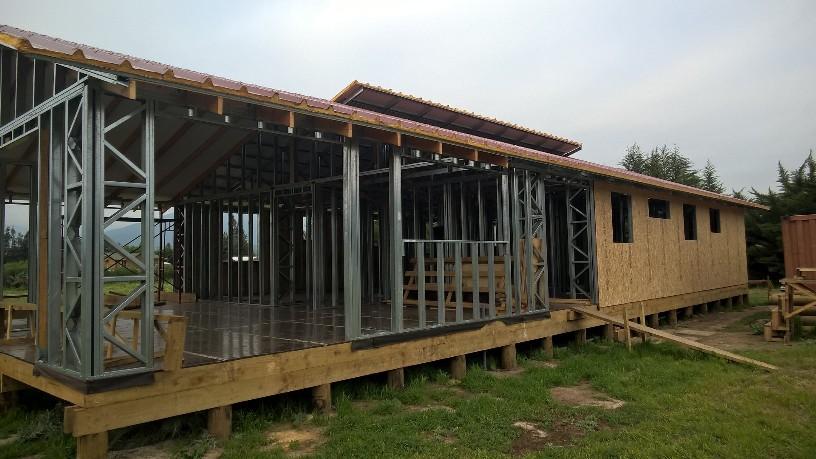 Metalcom Estructuras Casas Galpones Caba As