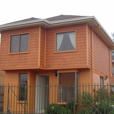 Casas de madera segundo piso