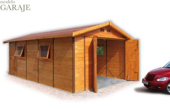 Constructora construcci n for Bodegas para jardin chile
