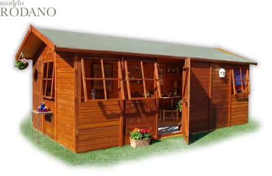 Constructora construcci n for Casitas para herramientas jardin
