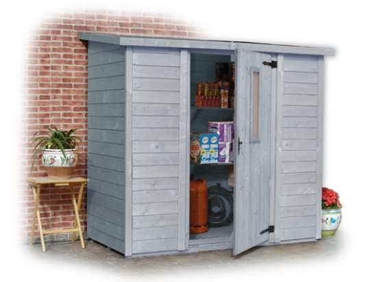 Constructora construcci n for Casetas para patios
