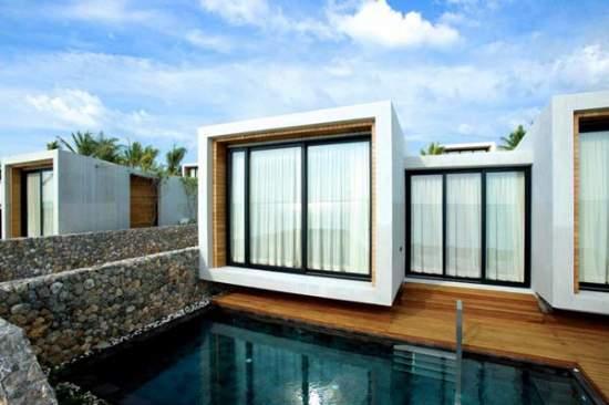 Casas prefabricadas madera casas en paneles sip for Puertas prefabricadas