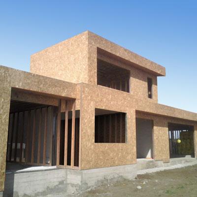 Casas prefabricadas paneles sip