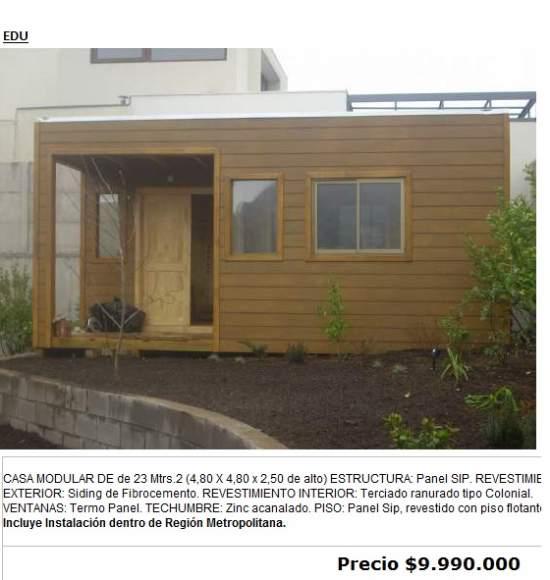 Constructora construcci n casas de madera casas - Construccion de casa prefabricadas ...