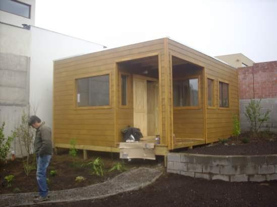 Casas modulares constructora for Construccion de oficinas modulares