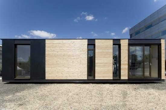 Casas modulares - Casas de madera prefabricadas modernas ...