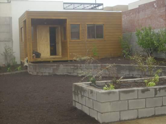 Constructora construcci n for Bodegas de jardin chile