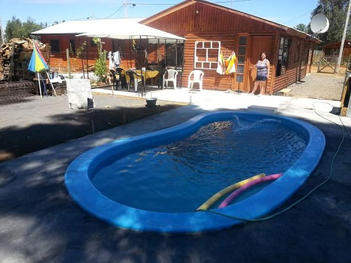 Fabricaci n de producto en fibra de - Fabricacion de piscinas ...