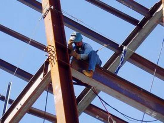 Estructura metalica fases de ejecuci n de estructuras met licas en taller - Estructura de metal ...