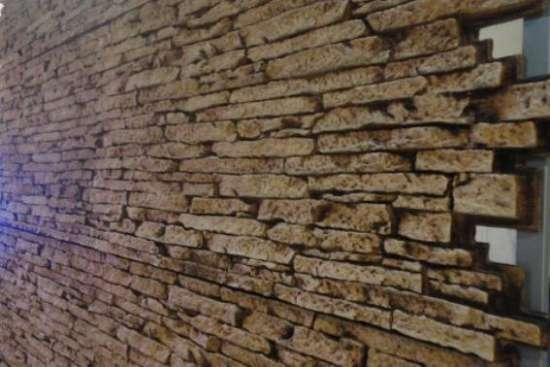 Homegaleriacontactocarro de - Poliuretano imitacion piedra ...