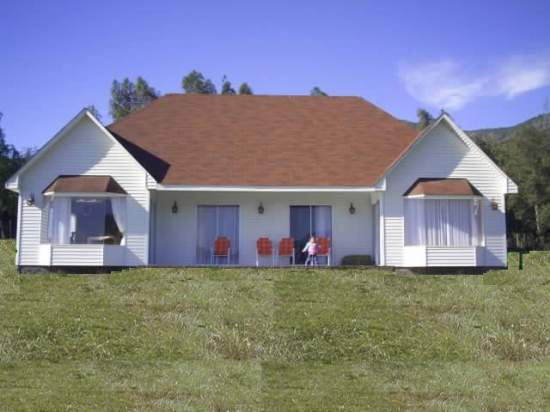 Fachadas casa rejas mitula pisos genuardis portal picture car interior design - Casas madera americanas ...