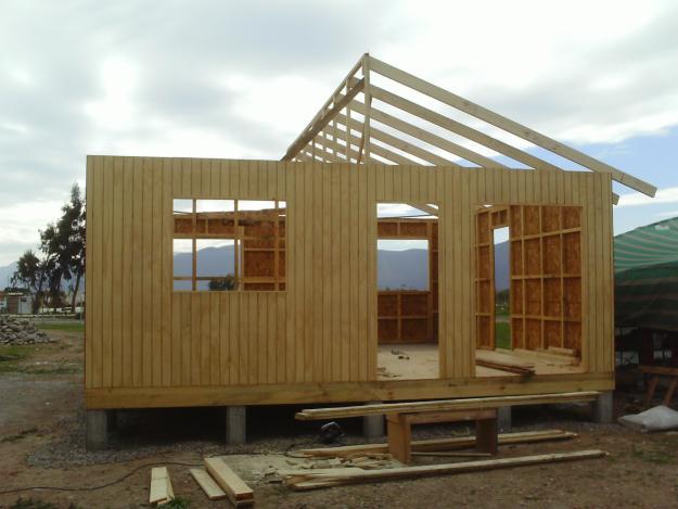 Casas prefabricadas madera hogar de cristo casas for Casas prefabricadas de madera precios