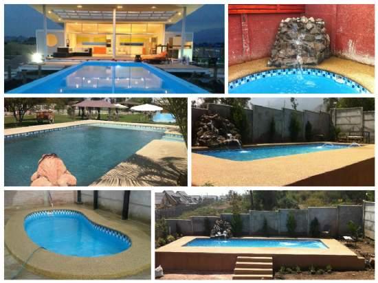 - Fabricacion de piscinas ...