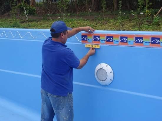 Proceso de construccionpiscina for Construccion piscinas chile