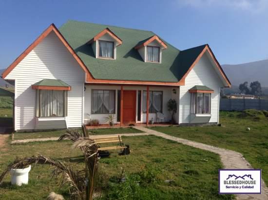 Blessedhouse spa casas prefabricadas casa prefabricada for Casas prefabricadas americanas llave en mano