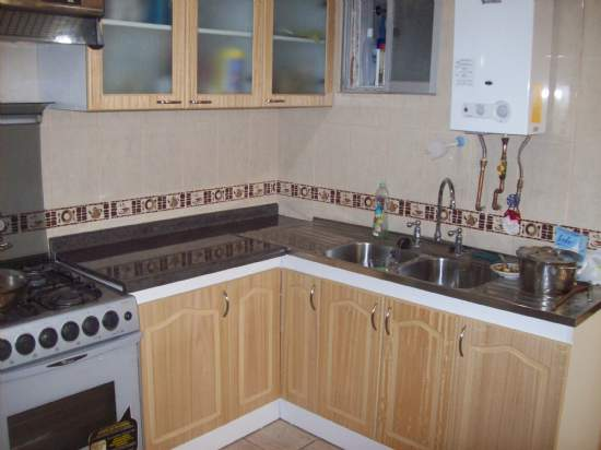 Proyecto cocina muebles de - Puertas de aluminio para cocinas ...