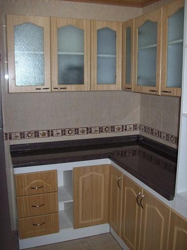 Proyecto cocina muebles de for Proyecto muebles de cocina