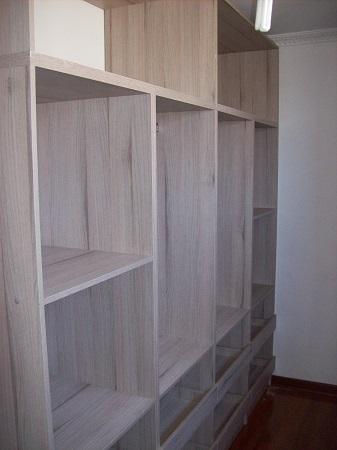 Muebles de cocina closet muebles for Modelos de zapateras para closets