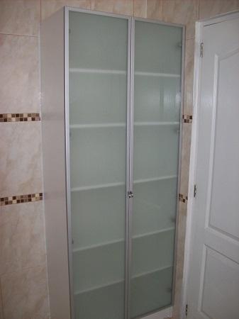 www.idemad.cl - muebles de cocina, closet, muebles modulares ... - Perfiles De Aluminio Para Puertas De Bano