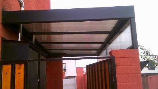 Construcciones construcci n ampliaci n remodelaci n for Cobertizo de metal