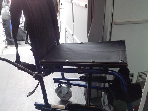 Chile discapacidad chile turismo - Sillas para subir escaleras personas mayores ...