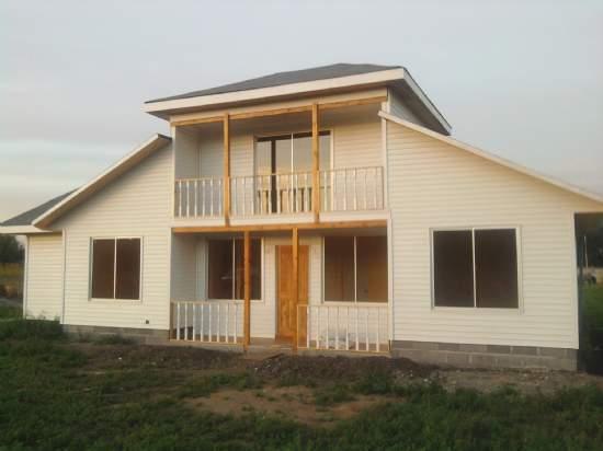 Casas prefabricadas casas solidas casas americanas auto - Casas de madera nordicas ...