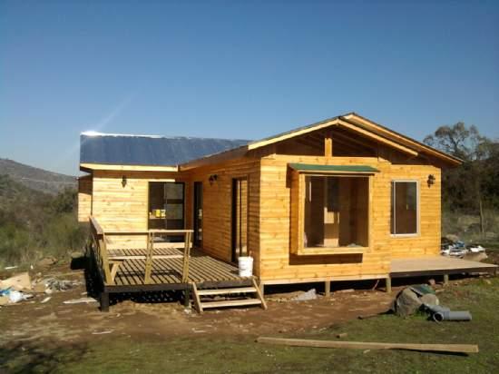 Casas prefabricadas kit basicos Modelo de viviendas para construir