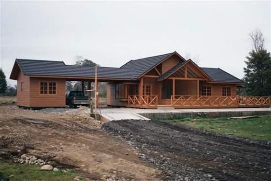 Llave en casas prefabricadas for Kit casas prefabricadas
