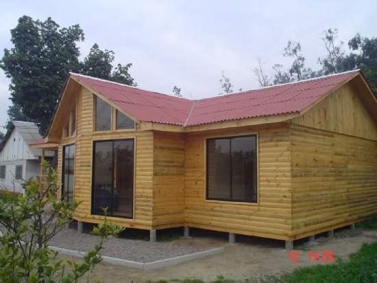 Casas prefabricadas kit basicos for Terrazas economicas chile