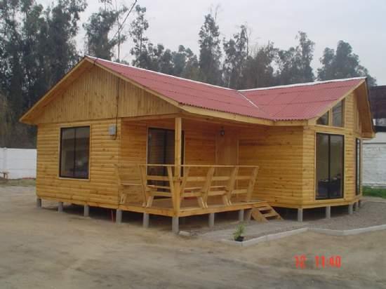 Casas prefabricadas kit basicos - Cabanas casas prefabricadas ...