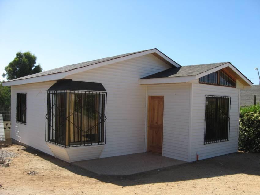 Casas prefabricadas modalidad llave en mano casa for Casas prefabricadas americanas llave en mano