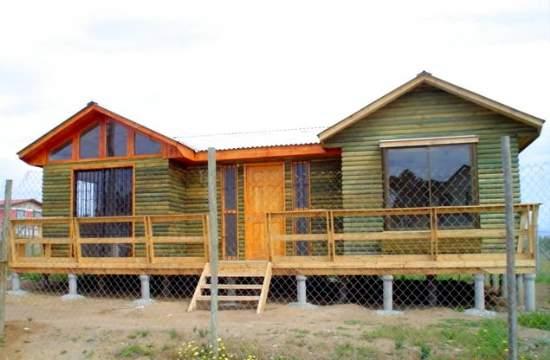 Casas prefabricadas proyectos pesonalizadoswww - Cabanas casas prefabricadas ...