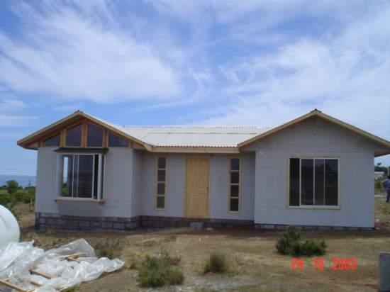 Casas prefabricadas kit basicos - Casas de madera pequenas y baratas ...