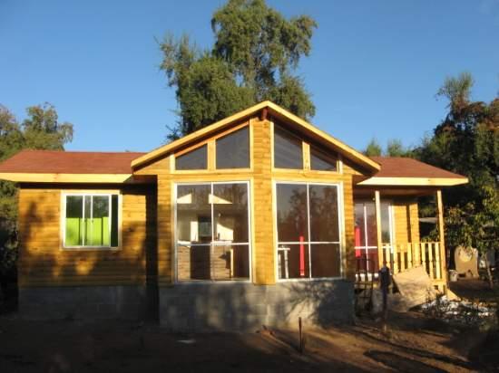 Casas prefabricadas madera casas prefabricadas llave en for Casas prefabricadas americanas llave en mano