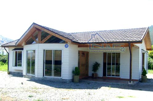Llave en casas for Precios de cabanas prefabricadas