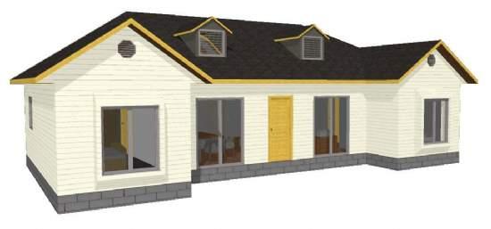 Casas prefabricadas madera casas prefabricadas en for Casas segundo piso de madera