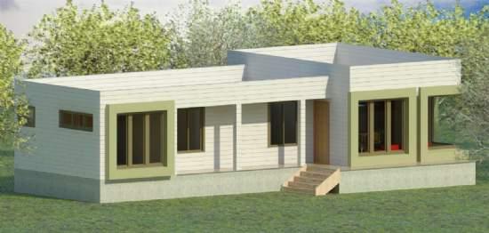Casas prefabricadas en madera concapre ltda venta de for Casas industrializadas