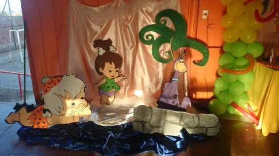 Decoración De Fiestas Infantiles D Bambam Imagui